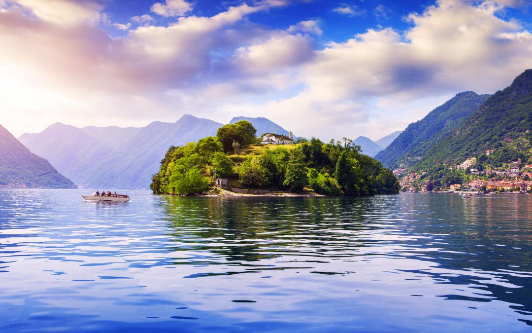 Meravigliose case vacanze da privato sul Lago di Como.